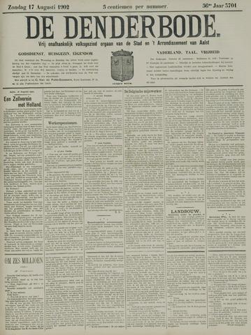 De Denderbode 1902-08-17