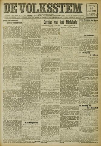 De Volksstem 1923-06-16