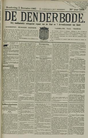 De Denderbode 1903-12-03