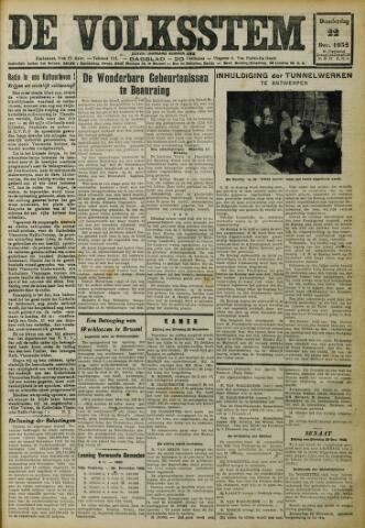 De Volksstem 1932-12-22