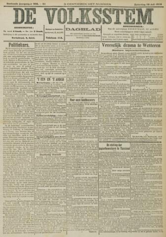 De Volksstem 1910-07-30