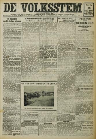 De Volksstem 1932-02-13