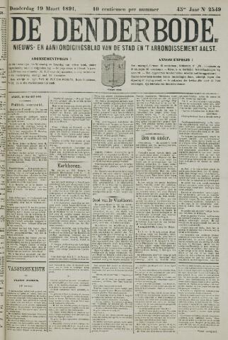 De Denderbode 1891-03-19