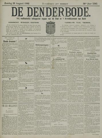 De Denderbode 1902-08-24