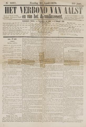 Het Verbond van Aelst 1879-04-20