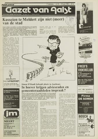 Nieuwe Gazet van Aalst 1984-06-29