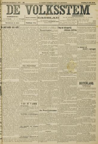 De Volksstem 1910-07-08