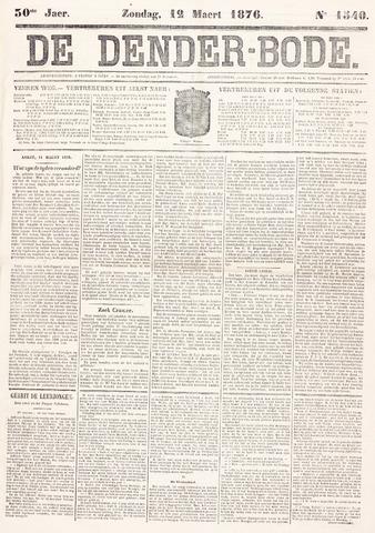De Denderbode 1876-03-12