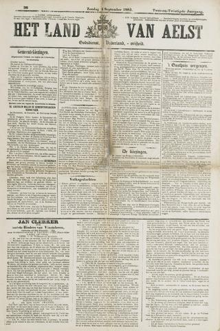 Het Land van Aelst 1881-09-04