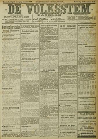 De Volksstem 1915-12-15