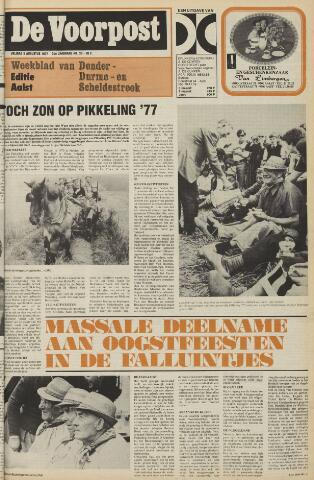 De Voorpost 1977-08-05
