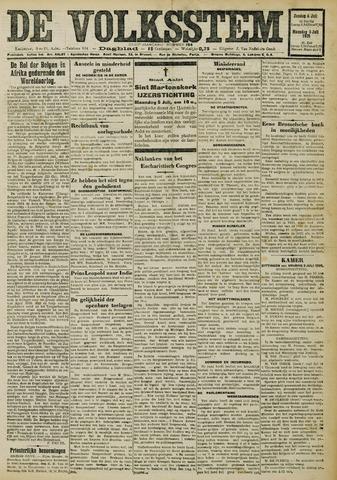 De Volksstem 1926-07-04