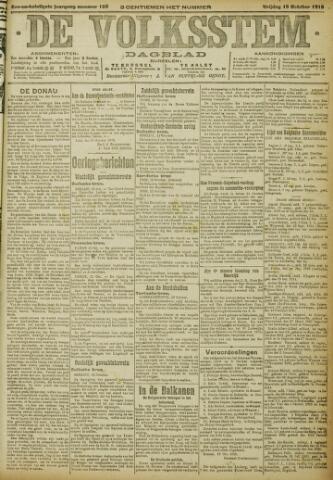 De Volksstem 1915-10-15