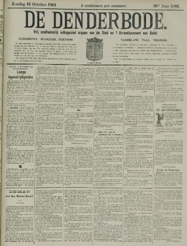 De Denderbode 1904-10-16