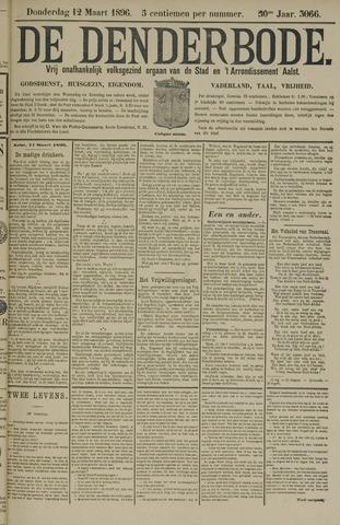 De Denderbode 1896-03-12