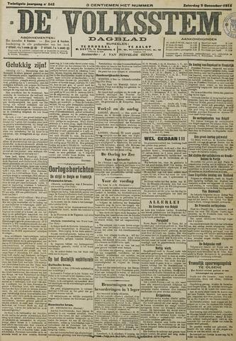 De Volksstem 1914-12-05