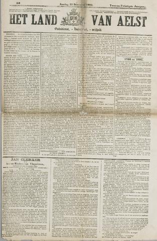 Het Land van Aelst 1881-12-11