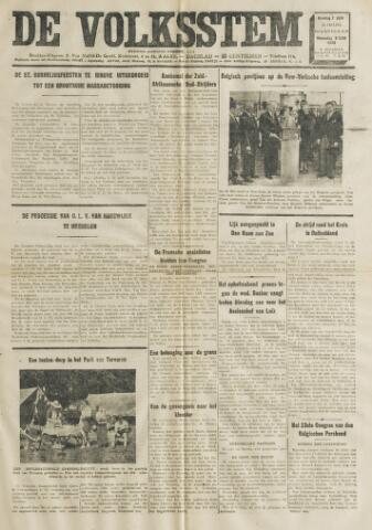 De Volksstem 1938-06-07