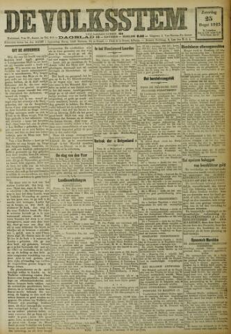 De Volksstem 1923-08-25