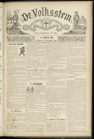 De Volksstem 1898-11-12