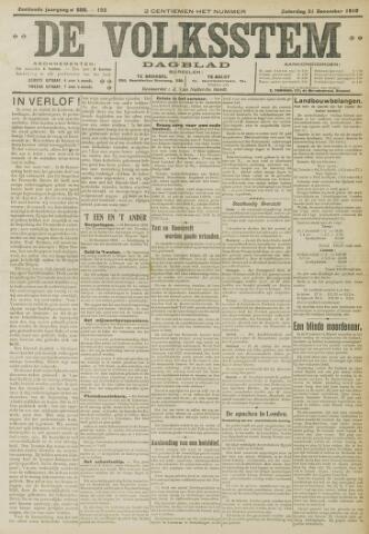 De Volksstem 1910-12-31