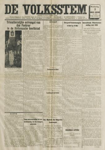 De Volksstem 1938-05-05