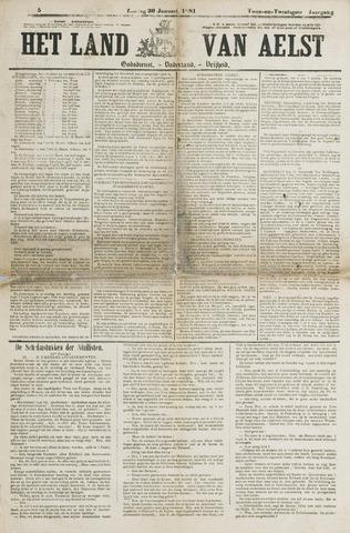 Het Land van Aelst 1881-01-30