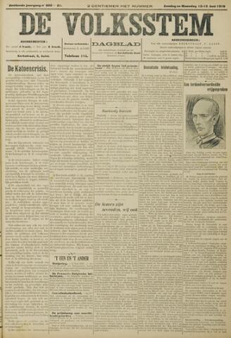 De Volksstem 1910-06-12