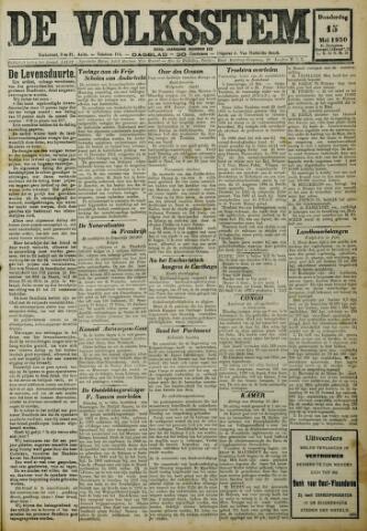 De Volksstem 1930-05-15