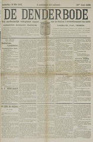 De Denderbode 1912-05-16