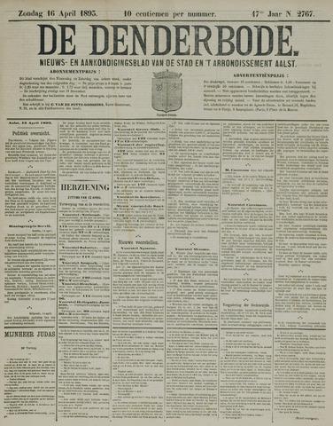 De Denderbode 1893-04-16
