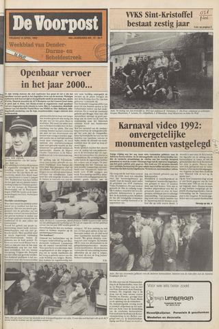 De Voorpost 1992-04-10