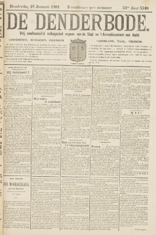 De Denderbode 1901-01-24