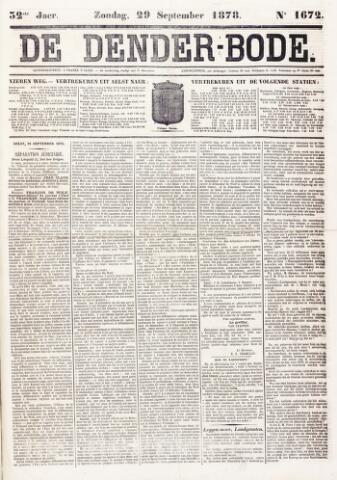 De Denderbode 1878-09-29