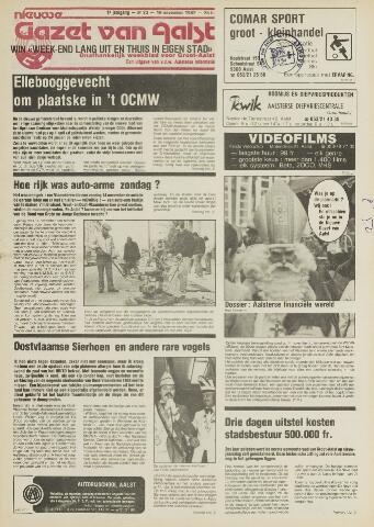 Nieuwe Gazet van Aalst 1982-11-19