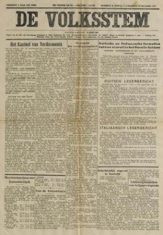 De Volksstem 1941-11-08