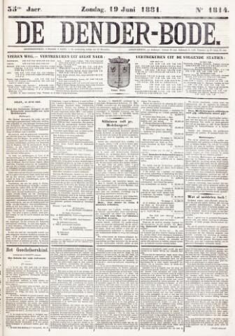 De Denderbode 1881-06-19