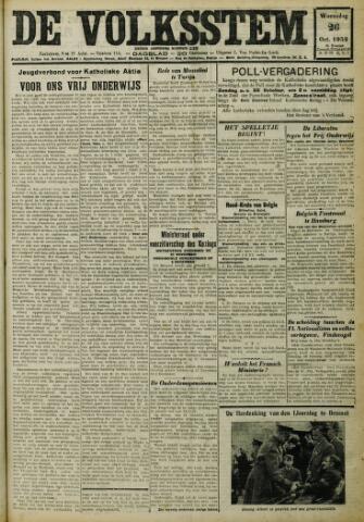 De Volksstem 1932-10-26