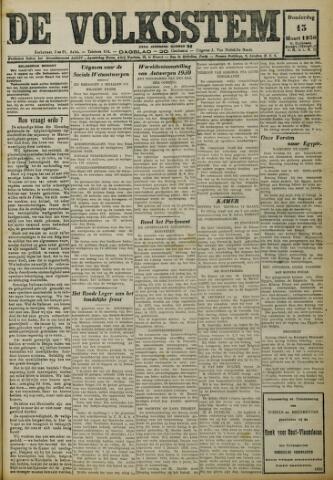 De Volksstem 1930-03-13