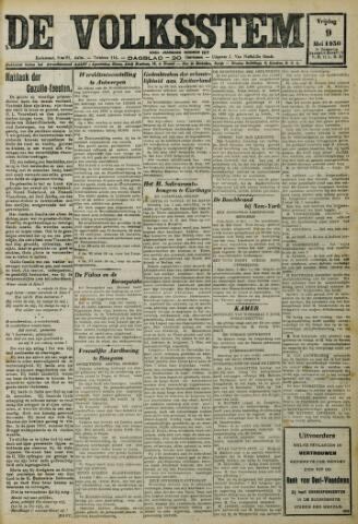De Volksstem 1930-05-09