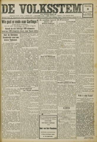De Volksstem 1930-03-08