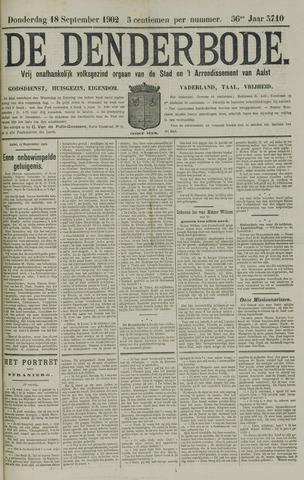 De Denderbode 1902-09-18