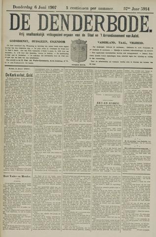 De Denderbode 1907-06-06