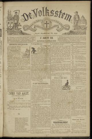 De Volksstem 1898-01-15