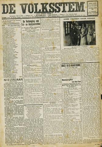 De Volksstem 1933