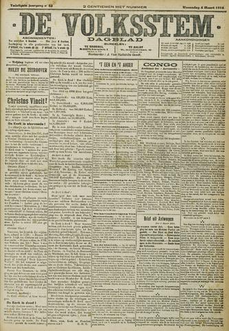 De Volksstem 1914-03-04