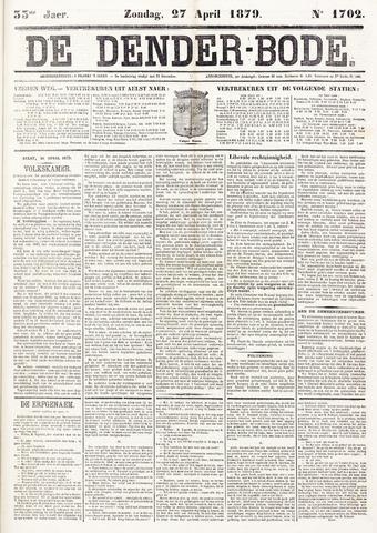 De Denderbode 1879-04-27