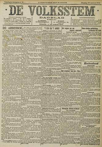 De Volksstem 1914-01-20