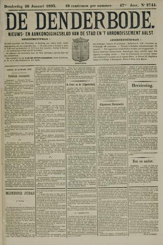 De Denderbode 1893-01-26
