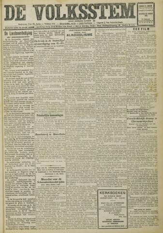De Volksstem 1931-01-25